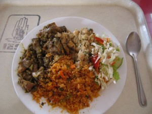 Guyanese food